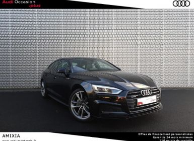Achat Audi A5 Sportback 2.0 TDI 190ch S line S tronic 7 Occasion