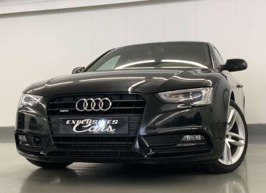 Vente Audi A5 Sportback 2.0 TDI Quattro S tronic S-LINE Occasion