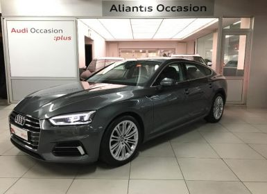 Acheter Audi A5 Sportback 2.0 TFSI 190ch Design Luxe S tronic 7 Occasion