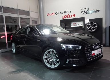 Voiture Audi A5 Sportback 2.0 TFSI 252 S tronic 7 Design Luxe Occasion