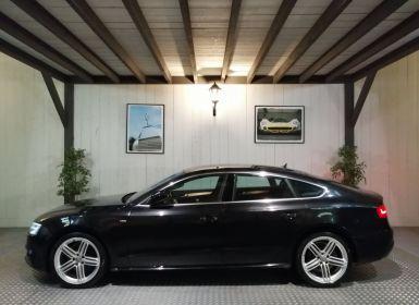 Achat Audi A5 Sportback 3.0 TDI 245 CV SLINE QUATTRO BVA Occasion