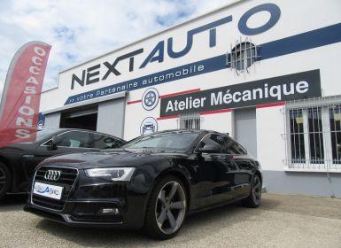 Achat Audi A5 Sportback 3.0 V6 TDI 204CH S LINE MULTITRONIC Occasion