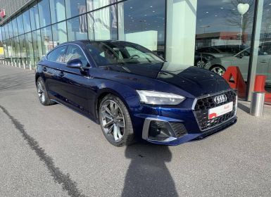Achat Audi A5 Sportback 40 TFSI 190 S tronic 7 S Line Occasion