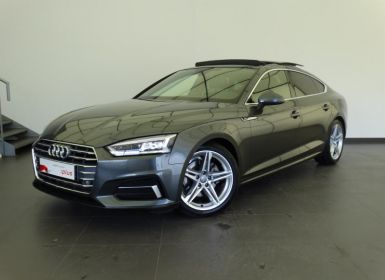 Voiture Audi A5 Sportback 40 TFSI 190ch S line S tronic 7 Euro6d-T Occasion