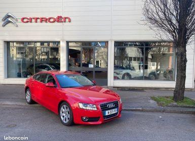 Vente Audi A5 Sportback TFSI 180 2011 parfait état Occasion