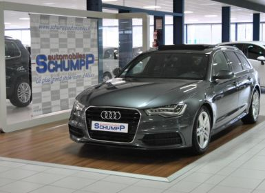 Voiture Audi A6 2.0 TDI 190ch S-LINE STRONIC 1ère Main Occasion