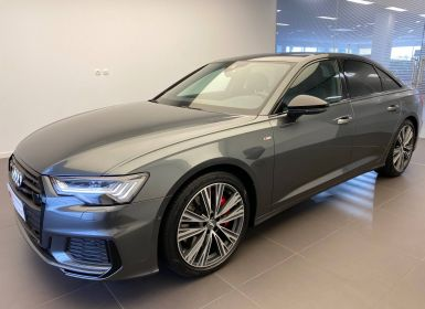 Audi A6 55 TFSIe 367 ch S tronic 7 Quattro Competition Occasion