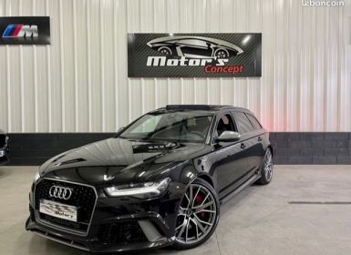 Audi A6 A6/s6 RS6 Performance PHASE 2 4.0 TFSI 605 CV 1ere MAIN CARNET COMPLET