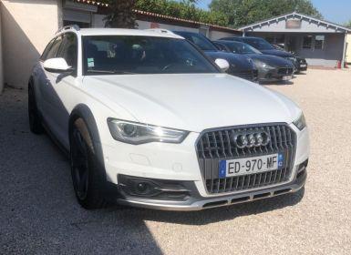 Vente Audi A6 Allroad 3.0 TDI 272ch / GPS / CAMERA / HAYON ELECTRIQUE / ATTELAGE / GARANTIE / FRANCAISE Occasion
