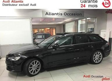 Acheter Audi A6 Avant 2.0 TDI 190ch Avus quattro S tronic 7 Occasion