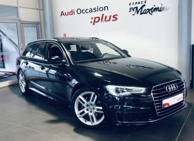 Voiture Audi A6 Avant 2.0 TDI ultra 190 S Tronic 7 S line Occasion