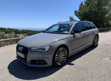 Achat Audi A6 Avant 3.0 V6 BITDI 326CV COMPETITION QUATTRO Occasion