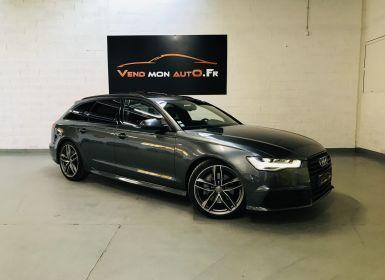 Vente Audi A6 Avant V6 3.0 TDI 218 S TRONIC 7 S LINE Occasion