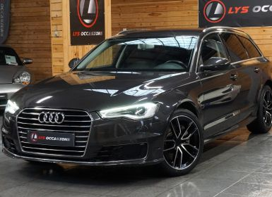 Vente Audi A6 IV (2) AVANT 3.0 TDI 218 AMBITION LUXE S TRONIC Occasion