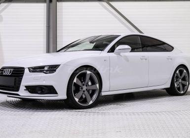 Voiture Audi A7 Sportback 3.0l bitdi quattro S-Line Occasion