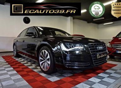 Achat Audi A8 2.0 TFSI 245 hybrid Black Avus 89000 Occasion