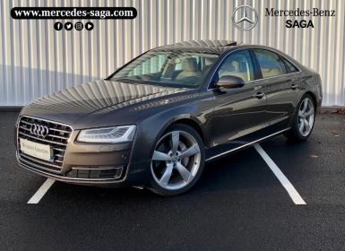 Vente Audi A8 3.0 V6 TDI 258ch clean diesel Avus Extended quattro Tiptronic Euro6 Occasion