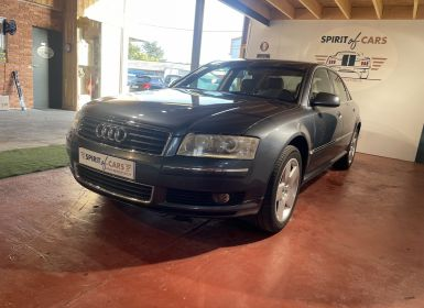 Achat Audi A8 3.7 V8 Pack Quattro Tiptronic A Occasion
