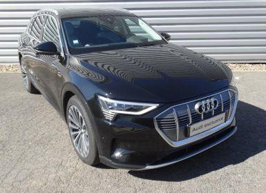 Acheter Audi E-tron 55 360ch Avus Extended e-quattro Occasion