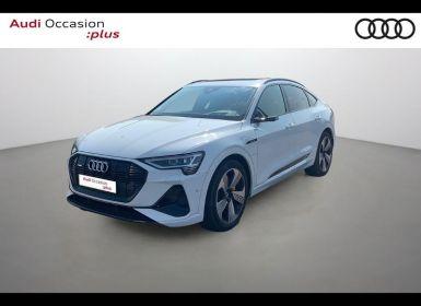 Achat Audi E-tron 55 360ch S line e-quattro Occasion
