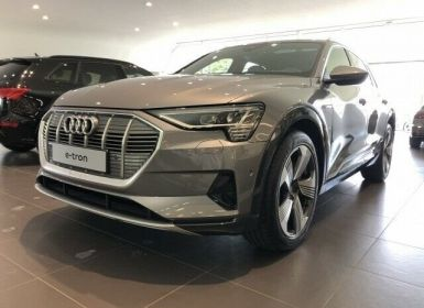 Achat Audi E-tron 55 QUATTRO Occasion