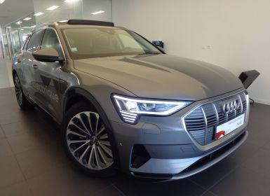 Voiture Audi E-tron 55 quattro 408 ch Avus Extended Occasion