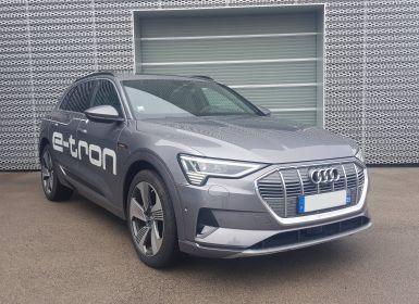 Vente Audi E-tron 55 quattro 408 ch Avus Extended Occasion