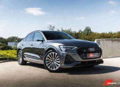 Audi E-tron Sportback S-Line 55 Quattro *Full Electric* Neuf