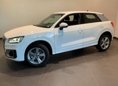 Voiture Audi Q2 1.0 TFSI 116 ch S tronic 7 Sport Occasion