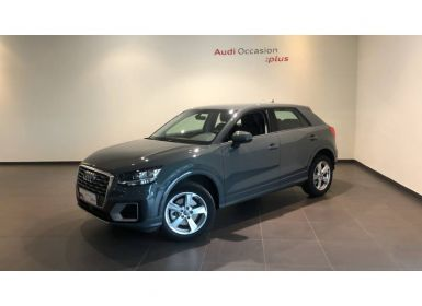 Achat Audi Q2 1.0 TFSI 116 ch S tronic 7 Sport Occasion