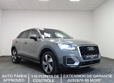 Achat Audi Q2 1.0 TFSI 116CH DESIGN LUXE S TRONIC 7 Occasion