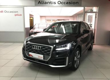 Voiture Audi Q2 1.4 TFSI 150ch COD Design luxe Occasion