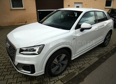 Achat Audi Q2 1.4 TFSi S line S tronic, ACC, Phares LED, Keyless, Hayon électrique, MMI Navigation Occasion