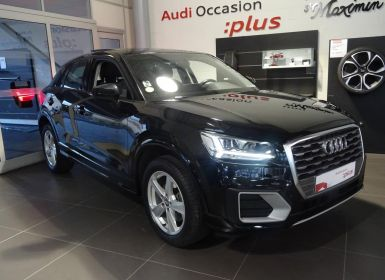 Voiture Audi Q2 1.6 TDI 116 ch S tronic 7 Sport Occasion