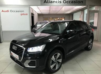 Voiture Audi Q2 30 TDI 116ch Design luxe S tronic 7 Euro6d-T 118g Occasion