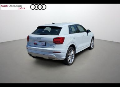 Achat Audi Q2 30 TDI 116ch S line S tronic 7 Occasion