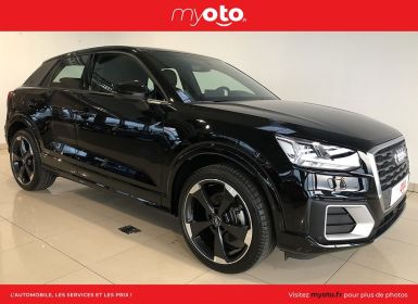Voiture Audi Q2 35 1.4 TFSI 150CH COD S LINE S TRONIC 7 Occasion