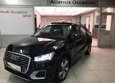 Voiture Audi Q2 35 TFSI 150ch COD Design luxe S tronic 7 Euro6d-T Occasion