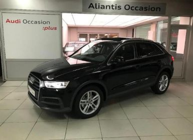 Voiture Audi Q3 1.4 TFSI 150ch COD Ambition Luxe S tronic 6 Occasion