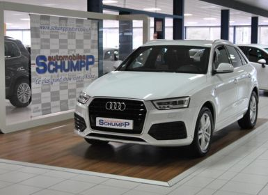 Voiture Audi Q3 1.4 TFSI 150ch STRONIC 3X S-LINE Occasion