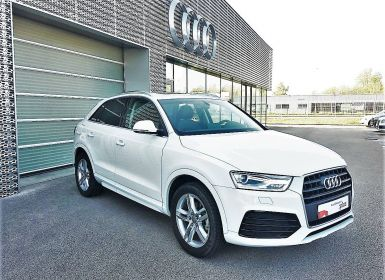 Voiture Audi Q3 1.4 TFSI COD 150 ch S tronic 6 Ambition Luxe Occasion