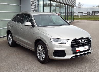 Voiture Audi Q3 1.4 TFSI COD Ultra 150 ch S line Occasion