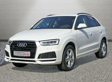 Voiture Audi Q3 1.4 TFSI S line  Occasion