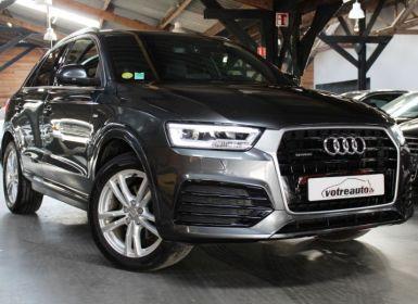 Voiture Audi Q3 (2) 2.0 TDI 150 S LINE QUATTRO S TRONIC Occasion