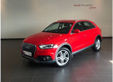 Acheter Audi Q3 2.0 TDI 140 ch Quattro Attraction Occasion