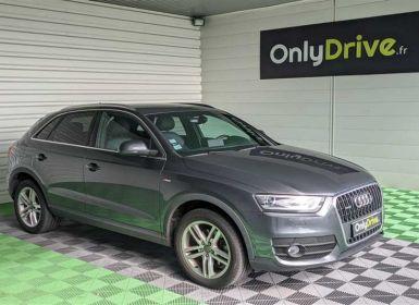 Vente Audi Q3 2.0 TDI 140 ch Quattro S line Occasion