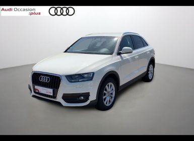 Vente Audi Q3 2.0 TDI 140ch Ambiente Occasion