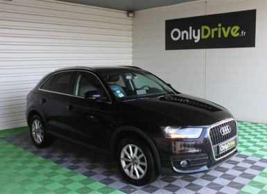 Achat Audi Q3 2.0 TDI 140ch Ambition Luxe Occasion