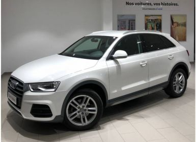 Voiture Audi Q3 2.0 TDI 150 ch S tronic 7 Quattro Ambition Luxe Occasion