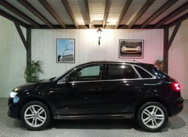 Achat Audi Q3 2.0 TDI 150 CV SLINE QUATTRO BVA Occasion